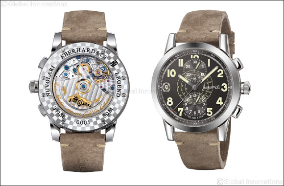 Eberhard & Co. immortalizes a legend