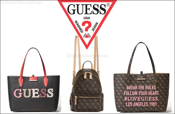 f05d70db70 Fun GUESS Handbags for Fall18