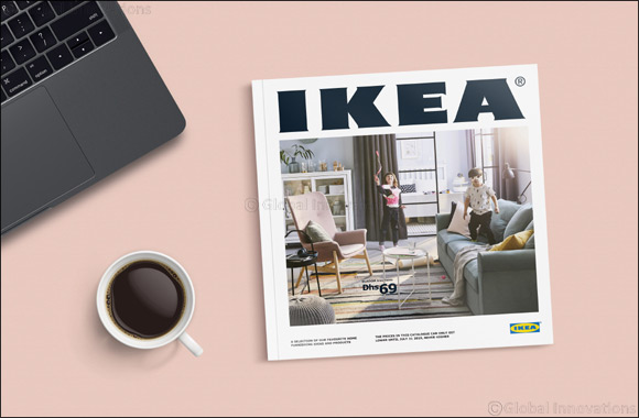 Feel Alive Again With the New IKEA 2019 Catalogue