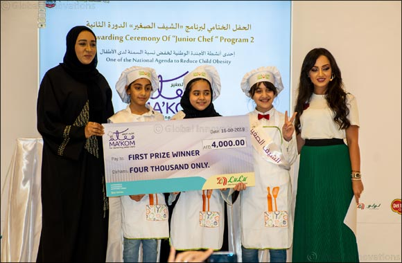 'Little Chef' Arms the UAE's Youngest with Tools to a Healthy Lifestyle