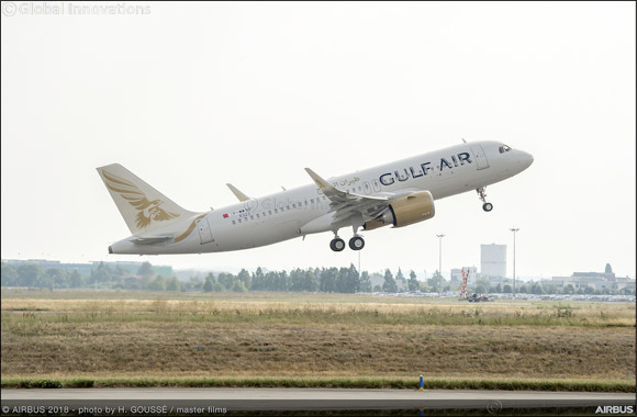 Gulf Air becomes the first national carrier to fly the A320neo in the region