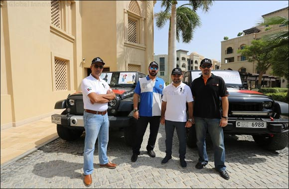 1% Drive Master UAE - China tour to kick off in September China Travellers Festival to be held in October in China
