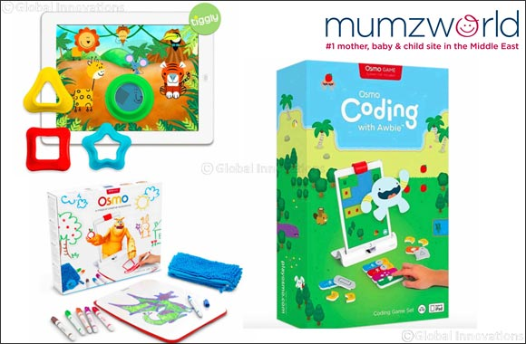 Get High-Tech Happy with Mumzworld's Fabulous Back-to-School Range