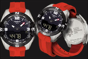Tissot T-Touch Expert Solar Asian Games  Special Edition 2018