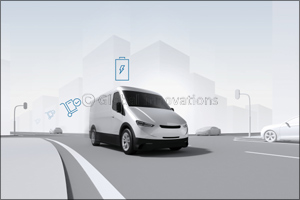 Vans Featuring Bosch's Newest Electric Powertrain to Roll Out in 2019