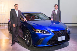 All-new 2019 Lexus ES ushers a new era of performance and sophistication