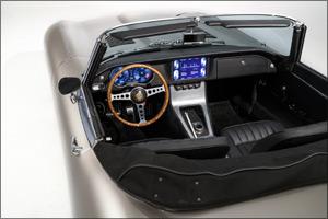 E-lectric! Jaguar Classic Will Build  Zero-Emissions E-types