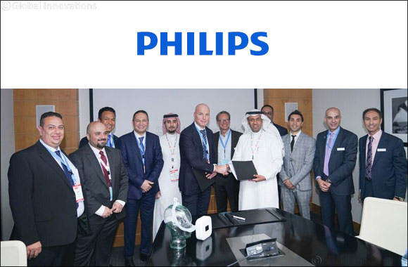Philips and Habib Medical Group sign cooperation agreement to launch state-of-the-art integrated solution for sleep disorders