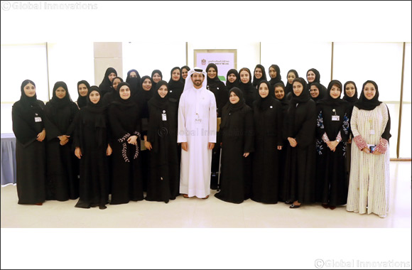 Central Bank of the UAE Celebrates Emirati Women's Day