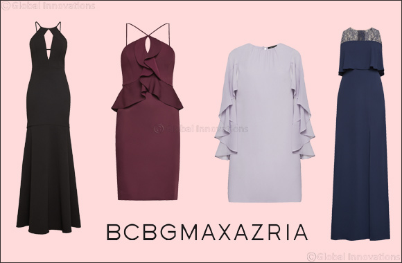Elegant Cocktail & Party Dresses | BCBGMAXAZRIA