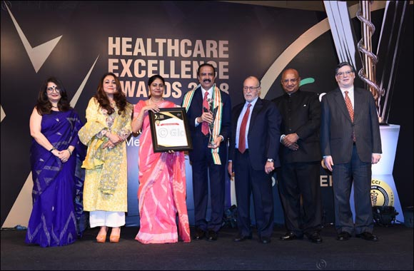 FICCI honours Dr. Azad Moopen of Aster DM Healthcare with 'Lifetime Achievement Award'