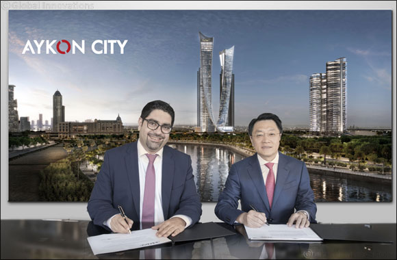 DAMAC awards AED512 million contract at AYKON City
