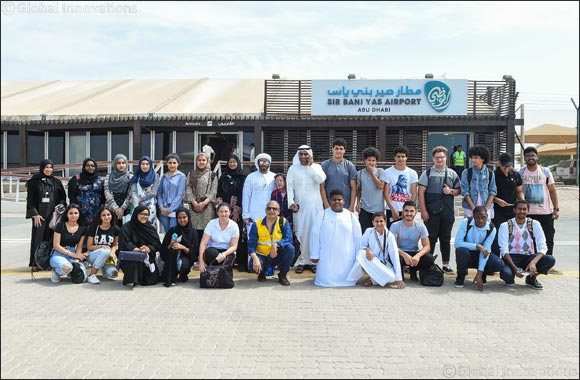 Abu Dhabi Airports Launches 'Flight of the Children of Zayed' Initiative