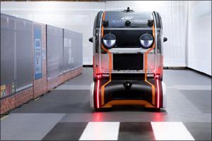 Jaguar Land Rover's Virtual Eyes Look at Trust in Self-Driving Cars
