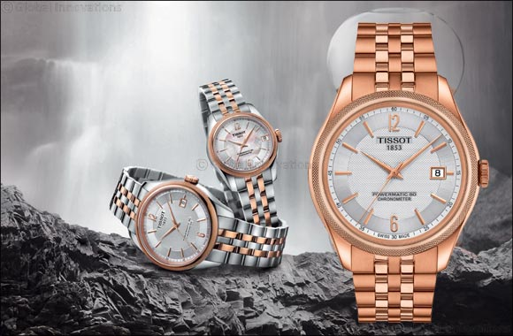 Tissot Ballade Technology gets stylish
