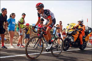 Aru Edges Closer to a Top 10 Spot in La Vuelta After a Brutal Day in the Mountains