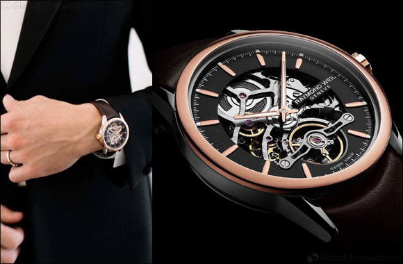 Raymond Weil Freelancer RW1212 Skeleton