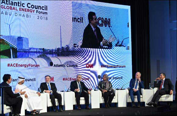 Atlantic Council Global Energy Forum Returns to Abu Dhabi in 2019