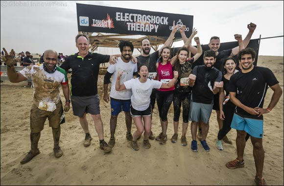 du Tough Mudder – World Renowned Obstacle Course Challenge Returns to Dubai this December