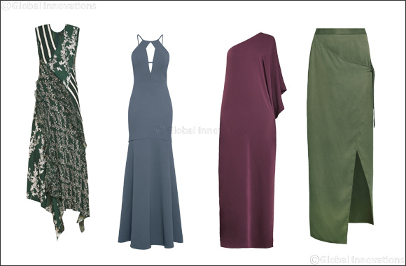 Fall Fashion Trend | Jewel Tones | BCBGMAXAZRIA
