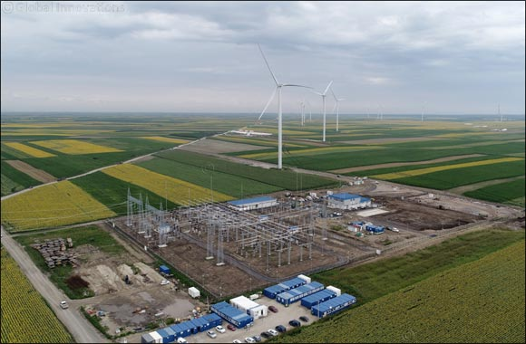 Čibuk 1 wind farm in Serbia reaches key construction milestone