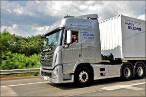 Hyundai Motor Company Completes South Korea's First Domestic Autonomous Truck Highway Journey