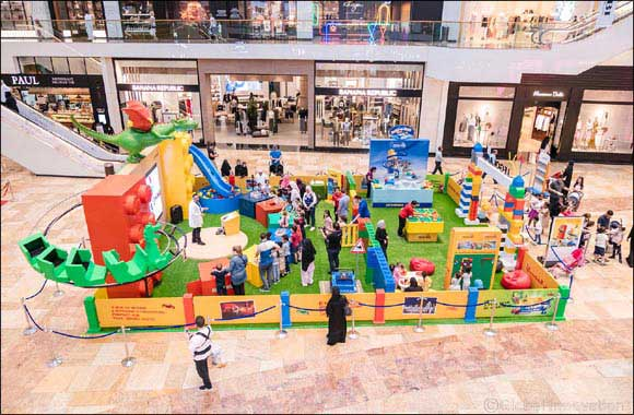 Celebrate Back to School With Legoland® Fun at Dubai Festival City Mall
