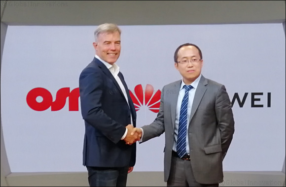 OSN and Huawei sign new strategic IPTV partnership