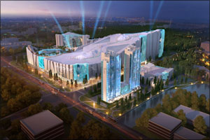Majid Al Futtaim Announces Partnership to Launch World's Largest Indoor Ski and Snow Park in China