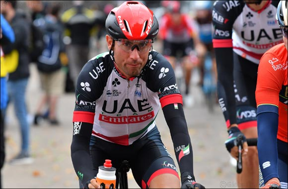 Ulissi Looking to Defend Canadian Title as Italian Leads UAE Team Emirates to North America