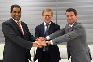 Gazprom Neft, Mubadala Petroleum and the Russian Direct Investment Fund (RDIF) announce the completi ...