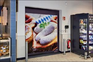 Hormann Introduces Door V2012 for supermarkets