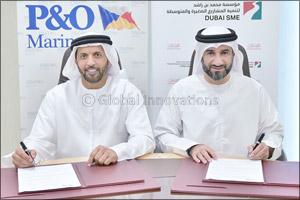 P&O Marinas Signs MoU with Dubai SME