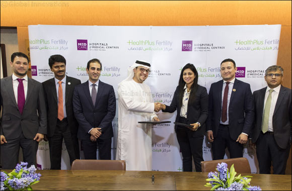 United Eastern Medical Services Group Partners with Medcare to launch HealthPlus Fertility Center in Dubai