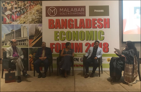 FDI flow in to Bangladesh jumps 22.52% last year to US$2.45 billion that prompts UAE businesses to invest in Bangladesh