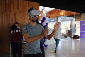 NU-Q Establishes Media Innovation Lab