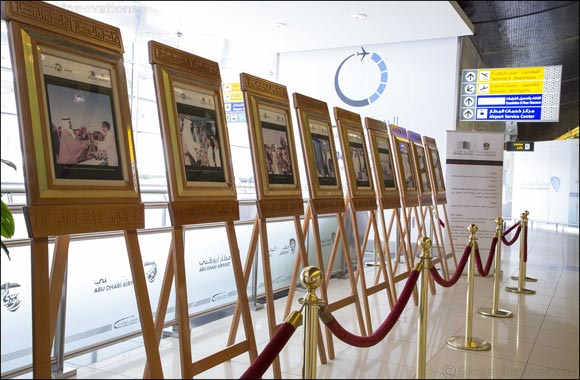 Abu Dhabi International Airport Hosts Sheikh Zayed Photo Exhibition