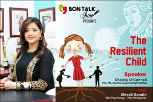Nursery organises talk show on �The Resilient Child� to support parents