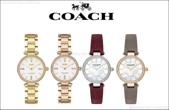 Hour Choice presents Coach New York Collection