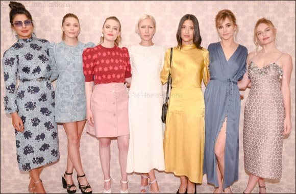 Kate Spade New York Presents Debut Collection  From Creative Director Nicola Glass at the New York Public Library During New York Fashion Week