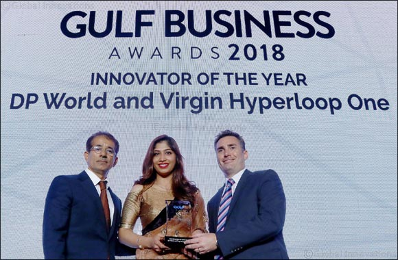 "DP World Wins ""INNOVATOR OF THE YEAR"" Award"