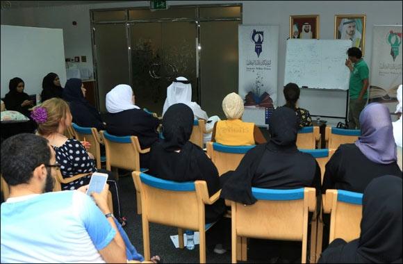 Dubai Culture Organises 'Writing Literature Novels and Editing them as Play Scripts' as part of Dubai Programme for Youth Theatre 2018