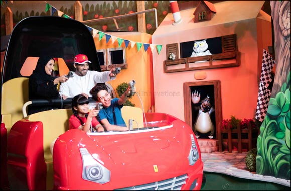 Ferrari World Abu Dhabi invites guests to enjoy the spectacular Friends & Family Offer