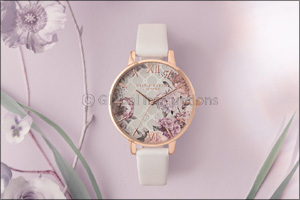 Glasshouse Collection from Olivia Burton