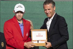 Matthew Fitzpatrick Wins the 2018 Omega European Masters