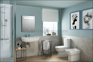 Harmony and Sustainability Define Ideal Standard's �Esedra' Ceramic Bathroom Collection