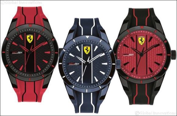 Scuderia Ferrari presents Fall winter collection