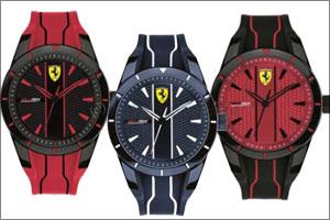 Scuderia Ferrari presents Fall winter collection
