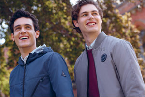British Classics Make a Comeback in Jack Wills AW18 Collections