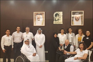 Sharjah's Recognition as �Accessible City for Physically Disabled' Hailed as Historic Step Towards E ...